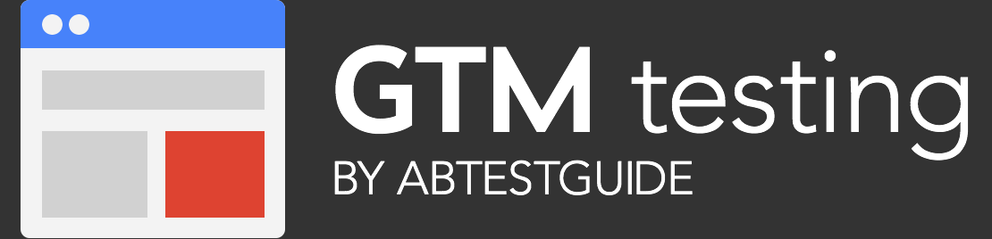 GTM testing logo